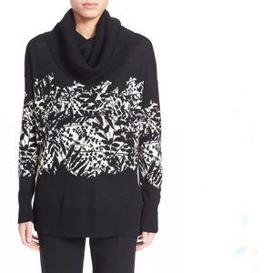 Diane Von Furstenberg Ahiga Merino Wool Sweater